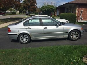 Parting out a BMW e46 320i all parts for sale