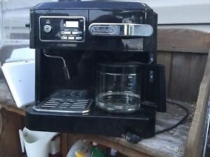 DeLonghi coffee maker and espresso machine