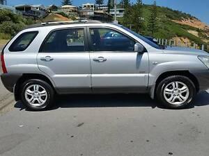 2005 Kia Sportage Wagon Redhead Lake Macquarie Area Preview