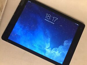 iPad Air with wifi + cellular  BEST offer