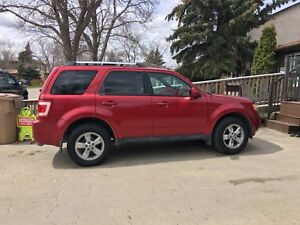 2009 Ford Escape Limited AWD V6