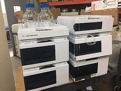 Agilent 1200 Series Preparative Hplc System