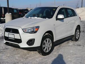2015 Mitsubishi RVR SE, Heated Seats, Low Kms!
