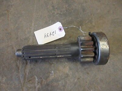John Deere 520 530 Pto Clutch Gear Shaft B3852r