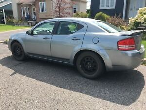DODGE AVENGER SXT 2008 AUTOMATIQUE