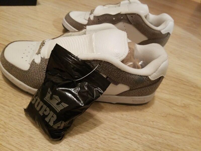 Supra Footwear The Penny 9.5 NEW IN BOX skate shoes NIB Tom Penny, Rare, Nice