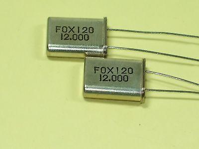 2pk - 12 Mhz Crystals