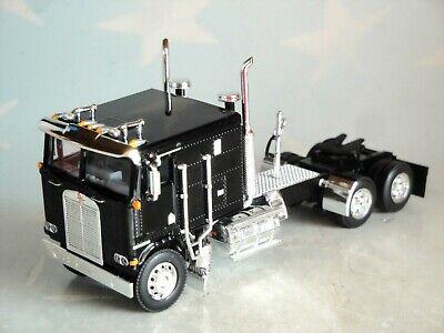 DCP BLACK  KENWORTH KW100 FLAT TOP 1/64 60-0694 C