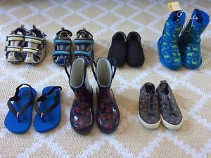 Boys Shoes Size 5/6 Madeley Wanneroo Area Preview