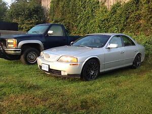 Mint Lincoln LS sedan  3.9v8. Swap/Trade