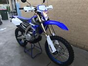 YAMAHA WR450F 2018 West Wollongong Wollongong Area Preview