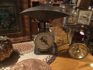 Antique Imperial Family Scale