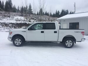 2013 Ford F-150 XLT SuperCrew Cab 4x4 Chase, BC