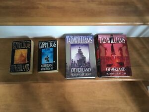 Otherland series by Tad Williams