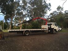 CRANE TRUCK AND DRIVER FOR HIRE Salt Ash Port Stephens Area Preview