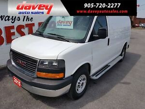 2015 GMC Savana 2500 1WT POWER WINDOWS, POWER LOCKS, CRUISE C...