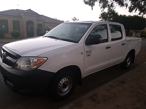 Toyota hilux workmate Yokine Stirling Area Preview