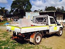 Landcruiser 79 steel tray Liverpool Liverpool Area Preview