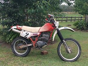Honda XR500 Motor Bike Grafton Clarence Valley Preview