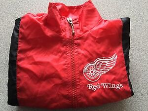 Kids infant toddler Detroit red wings track suit