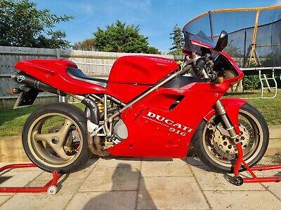 Ducati 916 1996 low miles