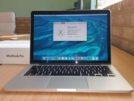 "Apple MacBook Pro 13"" Retina   ""AS NEW"" Ballajura Swan Area Preview"