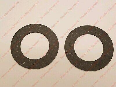 2 Pto Clutch Friction Discs For Waltersheid K96 Ek96 Fk96 2300 - 2600 Clutch
