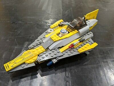 7669 Lego Star Wars Anakin's Jedi Starfighter