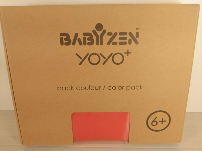 Babyzen Yoyo+ 6+ Color Pack Canopy Red