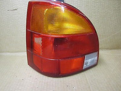 "SATURN "" S "" STATION WAGON 96-99 1996-1999 TAIL LIGHT DRIVER LH LEFT OE"