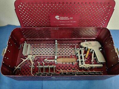 Arthrocare Shoulder Instrument Set 22-2001 Atlantech