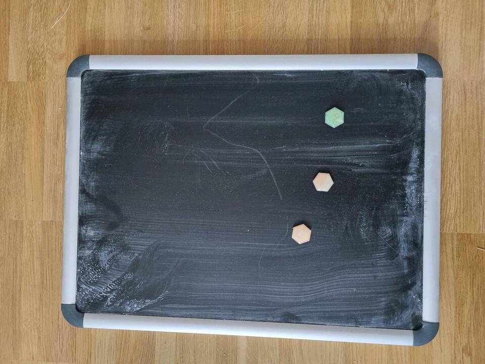 Tafel magnetisch in Halle