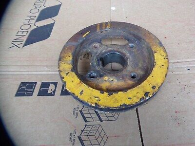 Ford 3000 3 Cylinder Diesel Farm Tractor Crank Shaft Single Pulley
