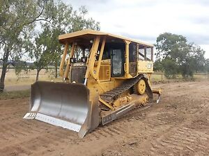 Earthmoving, clearing, dam construction, roads, bulk earthworks. Mount Tyson Toowoomba Surrounds Preview