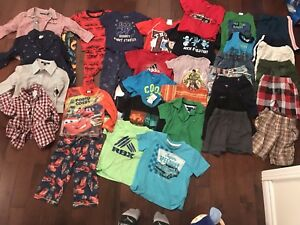Boy 2T clothing lot