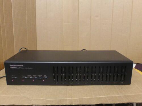 Vintage AudioControl 10 Series III Stereo Octave Equalizer