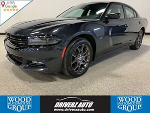 2018 Dodge Charger GT CLEAN CARFAX, AWD, COOLED SEATS