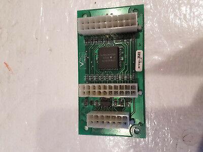 Used Vendo V540 Soda Machine Board Connector Motor To Main Board 1087252