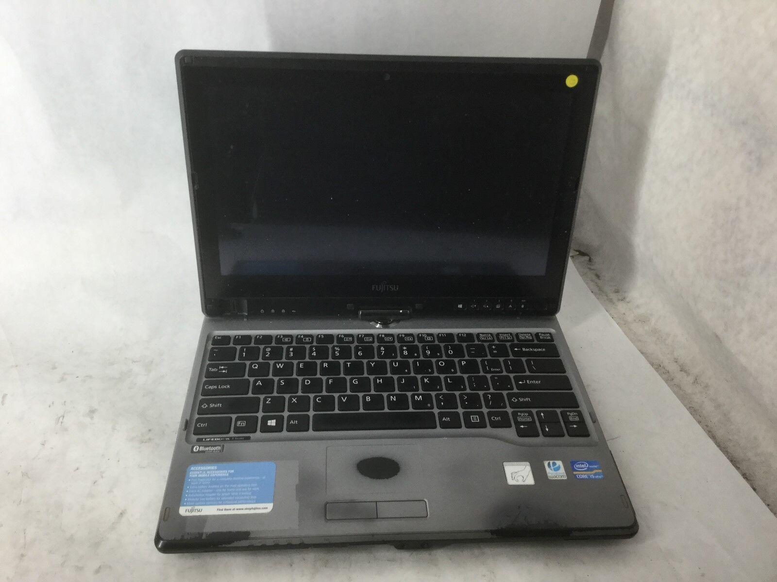 Fujitsu LifeBook T732 Intel Core i5 CPU Laptop *PARTS ONLY* -CZ