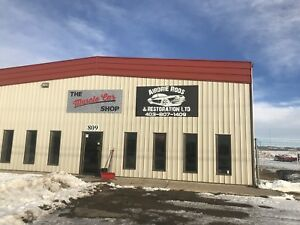 The Muscle Car Shop