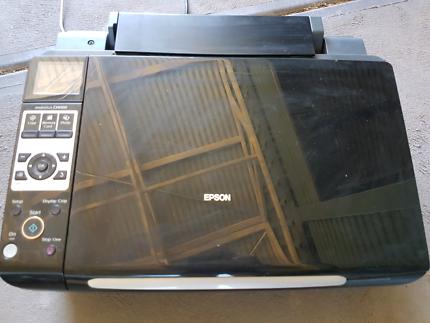 Printer copier scanner - Epson Stylus CX8300 Woodville Charles Sturt Area Preview