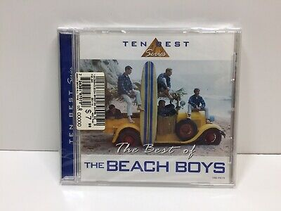 The Best of The Beach Boys - CD - 10 Tracks - EMI-Capitol Records 1997 (Best Pop Compilation Albums)