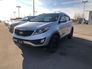 2014 Kia Sportage LX - 2 new tires, Accident Free