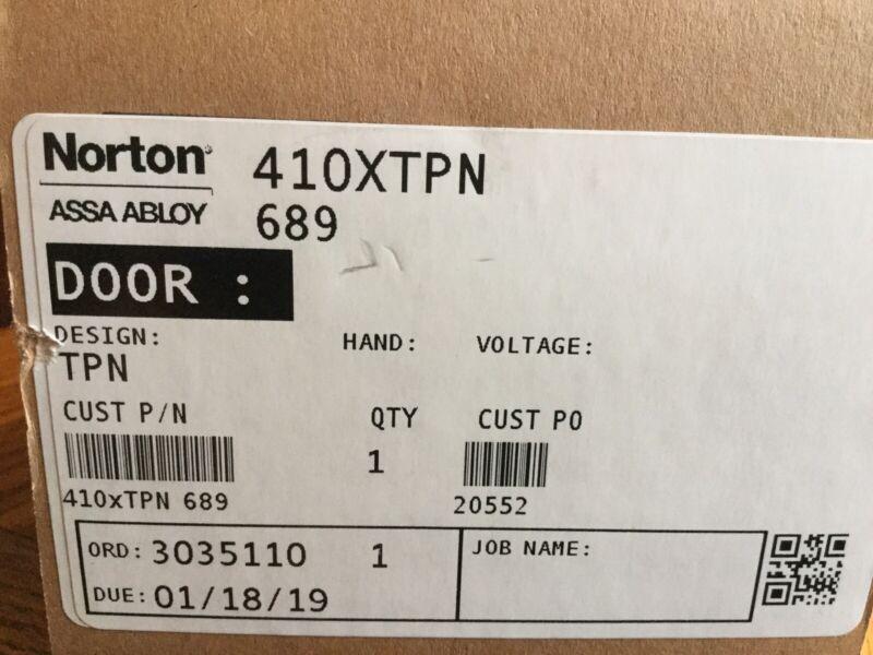 Norton Door Closer