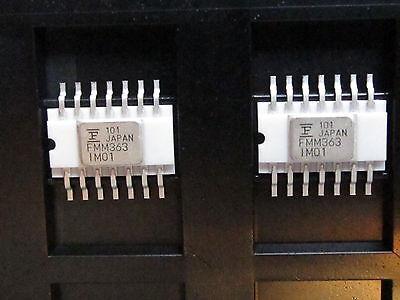 Fmm363he Fujitsu 4gbs Gaas Std Logic Ic2-input Ornor Gate 5 Ghz 14pin Flatpak
