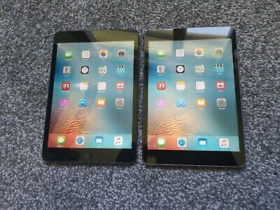 Apple iPad Mini 1st Gen. 16GB, Wi-Fi, 7.9in - Black & Slate / Space Grey