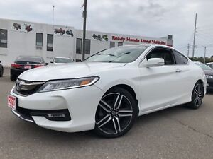 2016 Honda Accord Coupe Touring - Navigation - Leather - Roof