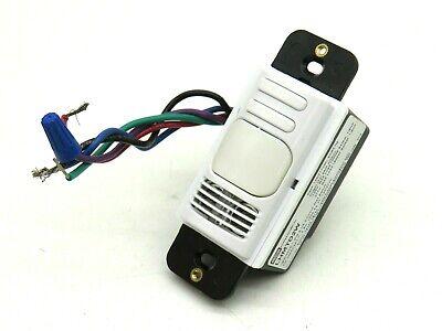 Hubbell Lhmtd2w Lighthawk Pir Us 2-circuit Occupancy Wall Switch 120277v