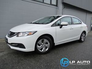 2015 Honda Civic LX! Low Kms! Easy Approvals!