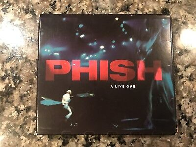 Grateful Dead Phish (Phish A Live One Cd! Also See Grateful Dead & Jerry Garcia)
